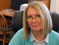 Susan Warren, Library Director