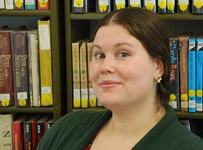 Jennie Rozycki, Library Director