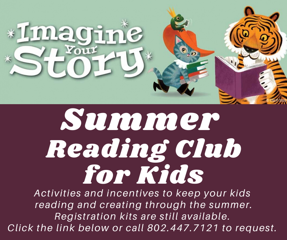 Summer Reading Club for Kids. Activities and incentives to keep your kids reading and creating through the summer.